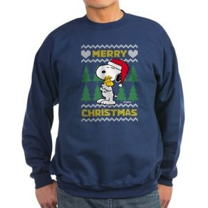 Peanuts Christmas Apparel from CafePress