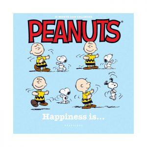 2019 Peanuts Calendar Round-up