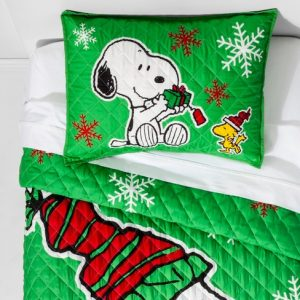 Peanuts Christmas Collectibles from Target