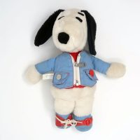 Dress-me Snoopy Doll