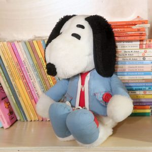 Dress-me Snoopy Plush Doll
