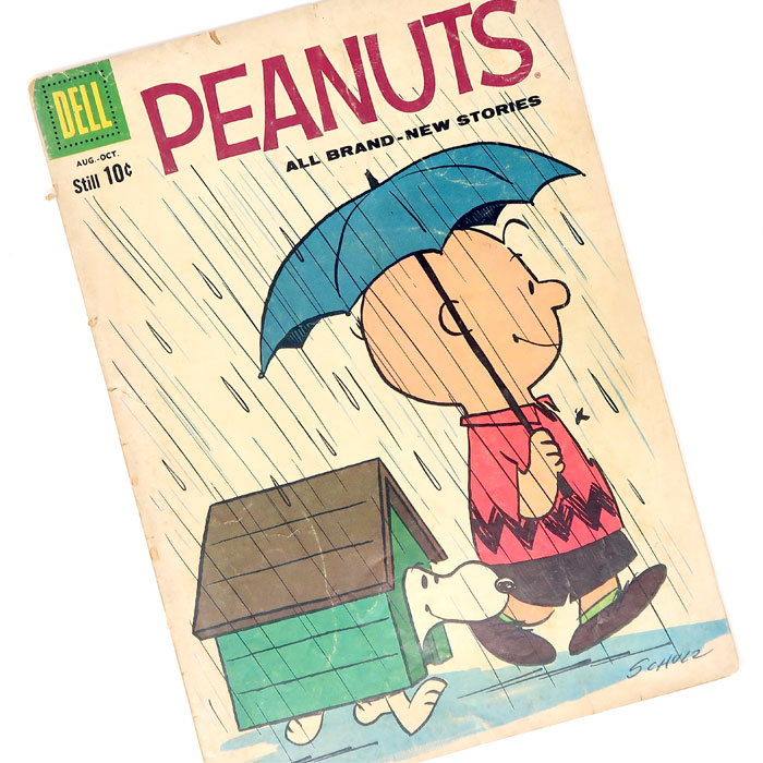 Dell Peanuts Comic #6