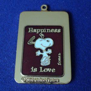 Snoopy Aviva Necklace Pendant