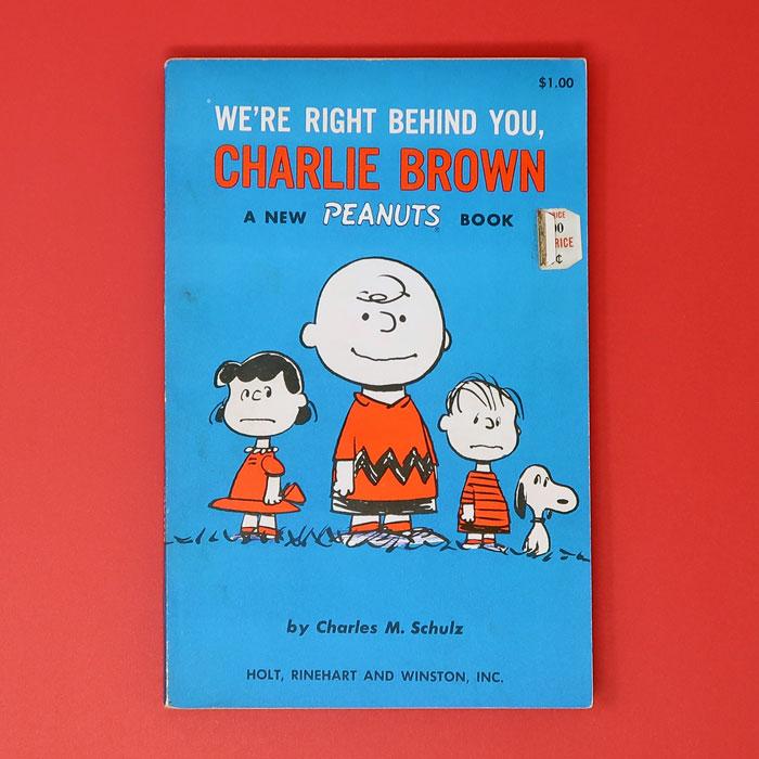 Classic Peanuts Comic Books