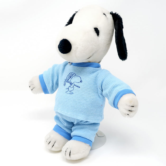 Snoopy's Wardrobe - Snoopy's Blue Sleepers