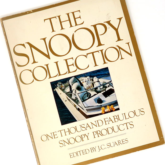 The Snoopy Collection Book