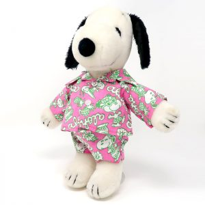 Snoopy's Hawaiian Outfit