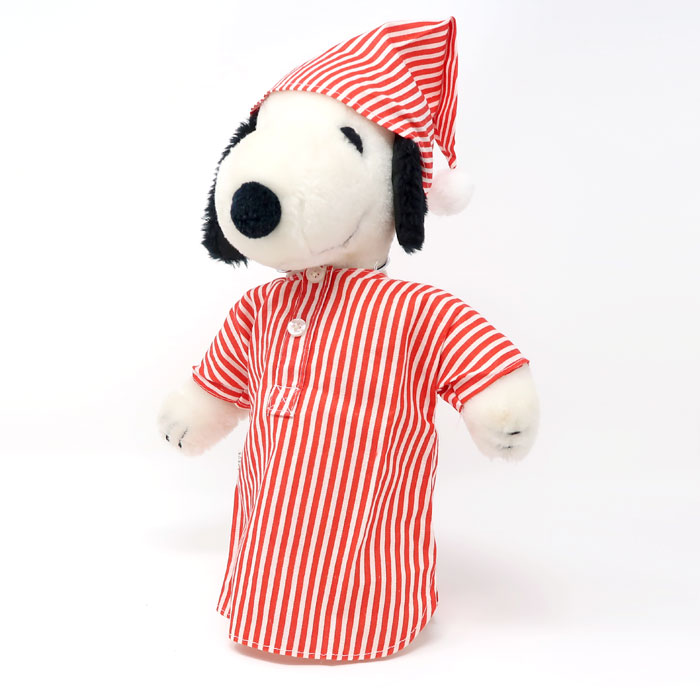 Snoopy's Night Shirt