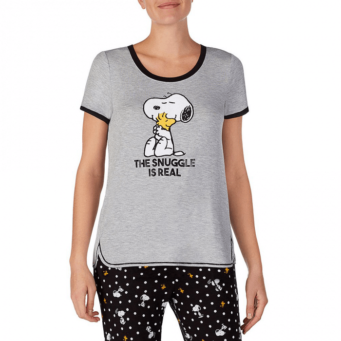Snoopy Sleep Tees & Pants