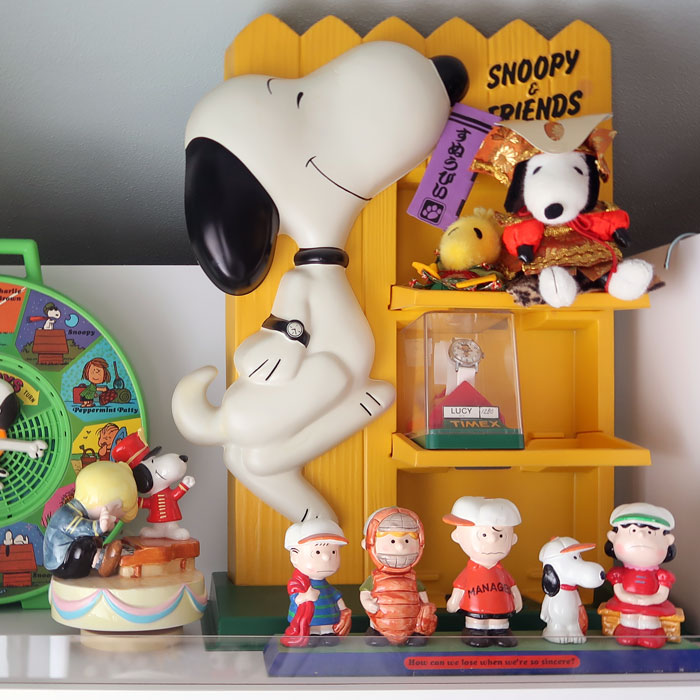 Snoopy Room Tour 2019
