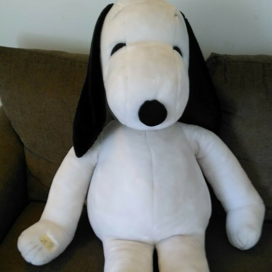 Three-Foot Snoopy Plush