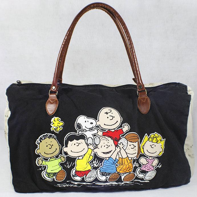 1990's Peanuts Duffel Bag