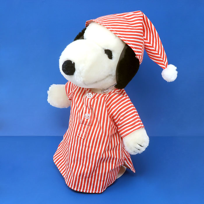 Snoopy Plush Outfits