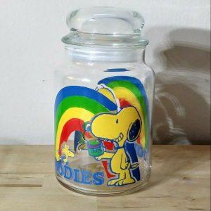 Snoopy Goodies Jar