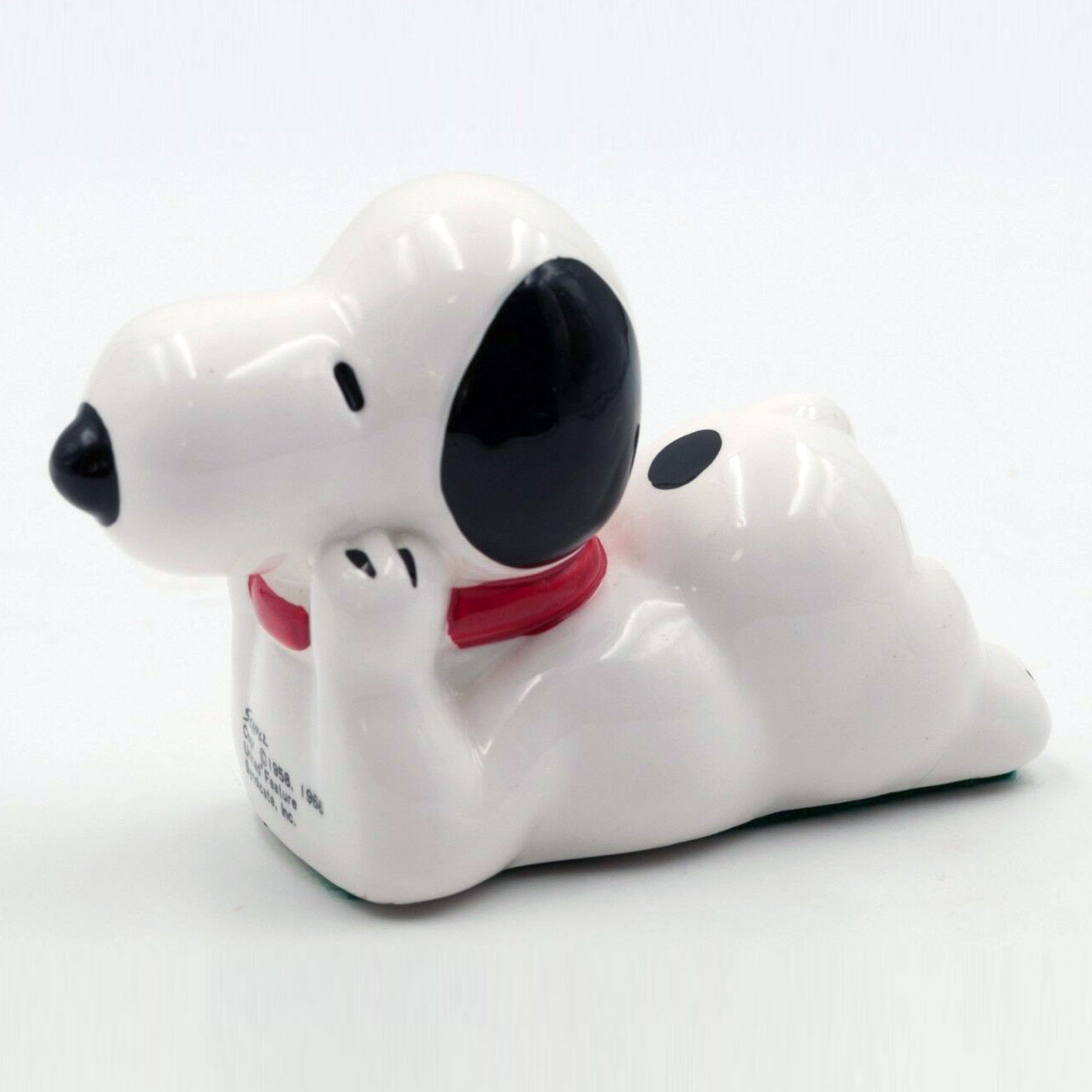 Snoopy Paperweight by Butterfly Originals