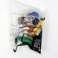 Baseball Player Snoopy Happy Meal Toy