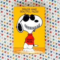 Snoopy Joe Cool 'Braces Make Beautiful Faces' Puzzle