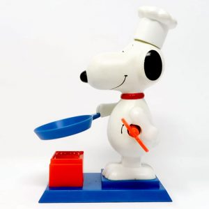Chef Snoopy Wind-up Toy