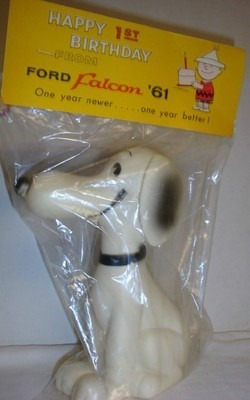 Snoopy Hungerford Ford Falcon Package