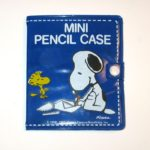 Snoopy and Woodstock Mini Pencil Case