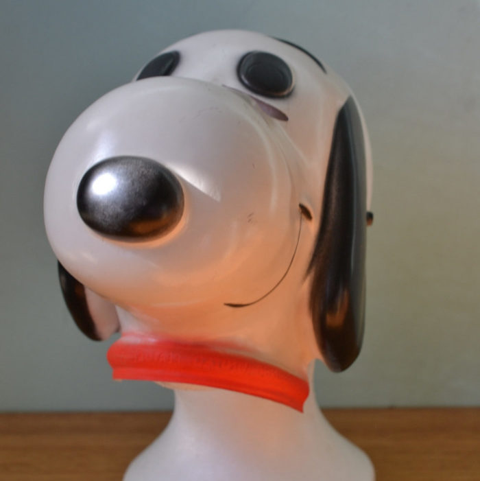 Snoopy Halloween Costume Mask