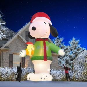 Peanuts Christmas Decorations