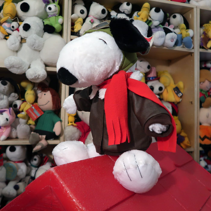 Build-a-Bear Snoopy for 2019