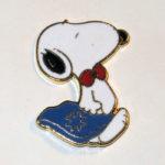 Metlife Peanuts & Snoopy Pins