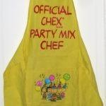 Peanuts Chex Party Mix Apron