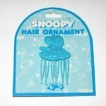 Snoopy Flying Ace Hair Pick