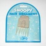 Snoopy Joe Cool Hair Pick