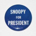 Knott's Camp Snoopy Logo Corduroy Hat