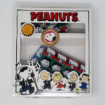Peanuts Scarf, Scarf Clip and Twister Set