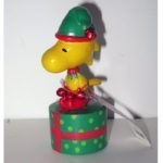 Woodstock Christmas Elf Figurine