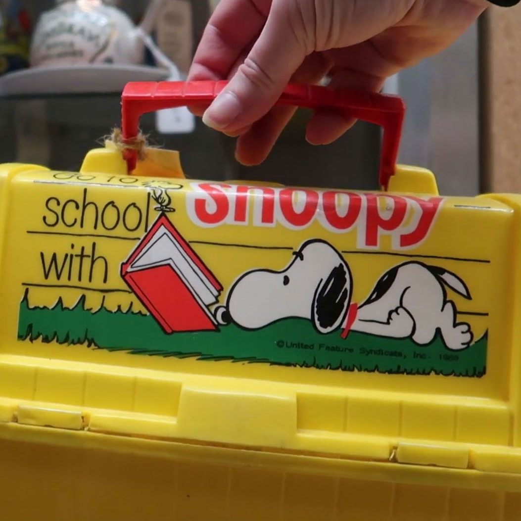 Snoopy Treasure Hunt in Madison, Wisconsin