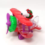 Red Snoopy Air Plane Candy Container