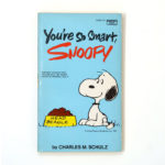 You're so Smart, Snoopy Book