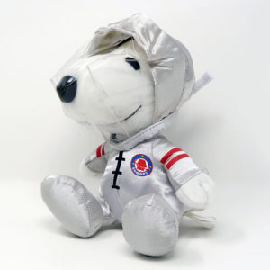 Snoopy Astronaut Plush Toy