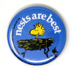 Woodstock Nest Button