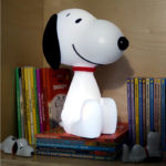 Snoopy Lamp in my Snoopy Room