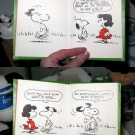 Snoopy on Awareness