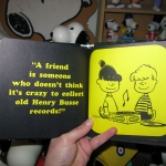A friend is someone who doesn't think its crazy to collect old Henry Busse records!