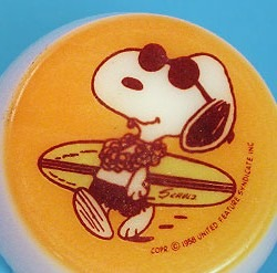 Peanuts Surfing Collectibles