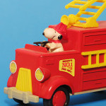 Snoopy Fire Fighter Collectibles
