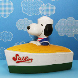 Snoopy Sailor Collectibles