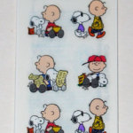 Snoopy & Charlie Brown Stickers