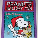 Jolly Ol' Snoopy & Woodstock Coloring Book