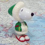 Alaska Snoopy World Tour Series 1 Toy