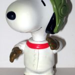 Snoopy Flying Ace Connect-A-Snoopy McDonald's Toy