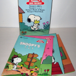 Snoopy & Friends Book Set